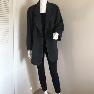 💯 Kenzo Long Coat Jacket